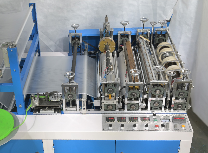Plastic Boots Cover Making Machine
